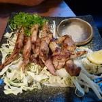 ちんちくりん - セセリ塩焼き