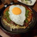 ちんちくりん - ちんちくりん焼(生麺・ハーフ)