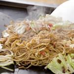 もじ焼や - モチモチ太麺の神田焼きそば