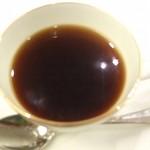 Brasserie Cochons D'or - コーヒー