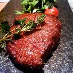 和・ダイニング 北の夢祥 - 米沢牛のステーキ