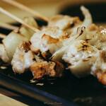 千世本 - 料理写真:焼き鳥
