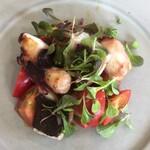 donner - 料理写真:タコのサラダ