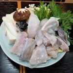 Zeze - 天然とらふぐちり鍋