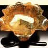 道人 - 料理写真:あわびとごま豆腐。