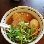 麺屋 旬 - 料理写真: