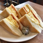 アマゾン - 玉子トースト チーズ入り