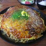 せっせ - 肉・エビ・卵\780(焼きそば)+麺5玉/+\400