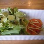 13271971 - レディースセットのサラダ