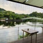 大池カフェ セントゼファー -