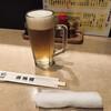 焼鶏館 - ドリンク写真:生ビール(550円)