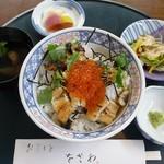 をざわ - 回帰丼(2012/06/04撮影)