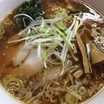 麺処 大昇 - 料理写真:あっさり醤油ラーメン