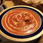 ヒマラヤ - ヒマラヤチキンマサラ = バターチキン