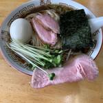 と多゛食堂 - 【2020.7.1】特製中華そば1070円