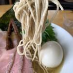 と多゛食堂 - 【2020.7.1】低加水パッツン細麺。