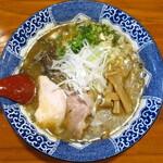 132727742 - 鶏白湯塩_780円