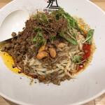 175°DENO担担麺 - 汁なし坦々麺900円