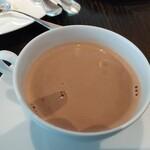 MOTIF - ホットチョコレート エクストラノワール。ビターで濃厚な味わい。