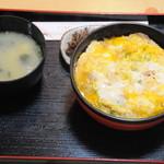 海望 - かに丼味噌汁付き