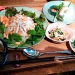 cafe&pub kirikou - コムガーセット。