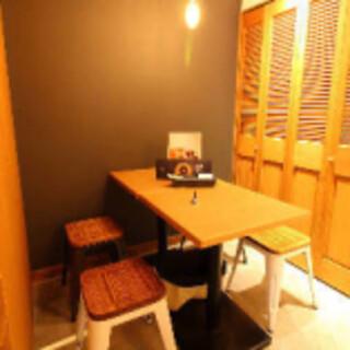 【期間限定◆半個室ご用意しています】テーブル席2名様~OK!