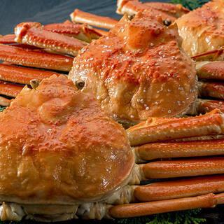 期間限定!金沢港直送『紅ずわい蟹』