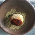 清明堂 - 料理写真:栗まん