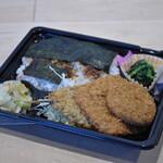 キッチンカフェ ほっぷ - 日替わり弁当C(例)¥640
