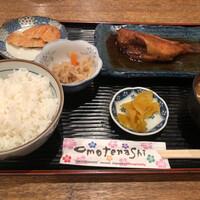 和食ふじわら-赤魚煮付け