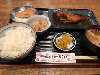 和食ふじわら - 赤魚煮付け