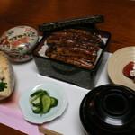 玉幸 - 料理写真:那珂川清流の地で、四代続く秘伝のたれで焼き上げたうなぎをご賞味ください。