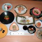 玉幸 - (例1) レディース会席コース(3500円~6000円)