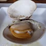 新島水産 - 白ハマグリ