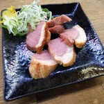 もつ焼き酒場 豚坊 - 合鴨ロース