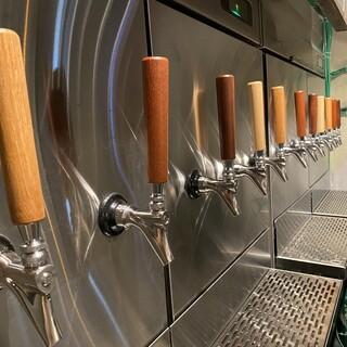 国内外11種類のクラフトビール