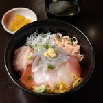 江の島 ハルミ - 彩海丼