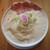 鶏そば わたる - 料理写真:鶏そば 麺大盛