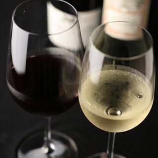 ◇ワイン・シャンパン・日本酒・焼酎・梅酒・果実酒も豊富◇