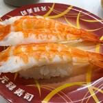 元禄寿司 - えび125円