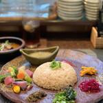 野菜と創作curry 舞
