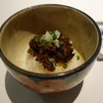 サロンドグー - 牛肉のしぐれ煮ご飯