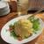 魚虎 - 料理写真:特製サラダ(小) 980円