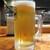 魚虎 - ドリンク写真:生ビール(中) 550円