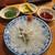 魚虎 - 料理写真:活トラフグ刺し 1980円