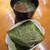 魚虎 - 料理写真:タイあらみそ汁 380円+おむすび 200円