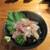 魚虎 - 料理写真:ゴマタイ丼(小) 880円