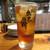 魚虎 - ドリンク写真:ウーロン茶 350円(二杯目から無料)