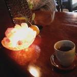 茶処 眞 - はじめにほうじ茶¥0