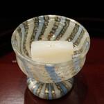 京懐石 八泉 - 白芋茎